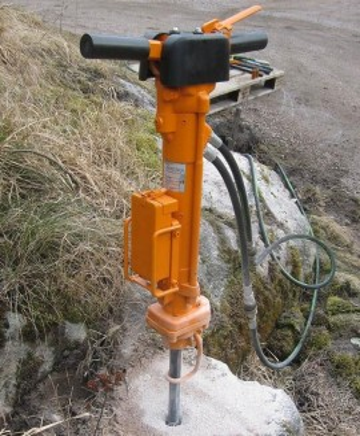 Hydraulisk Bergborrmaskin