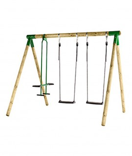 Wooden Swing Classic - Modell HB