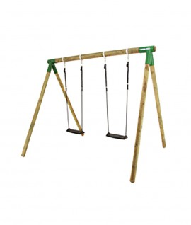 Wooden Swing Active