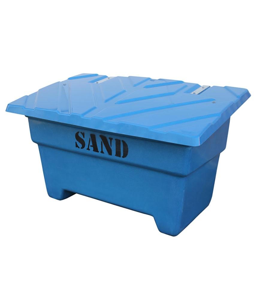 låda för förvaring av sand