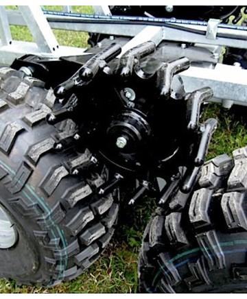 4-hjuls drift