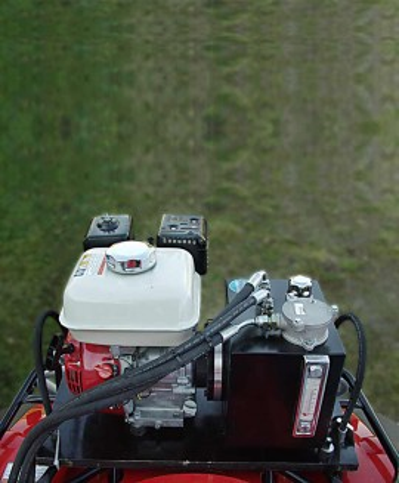 Honda hydraulaggregat
