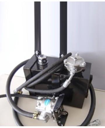 Hydraulaggregat, modell K