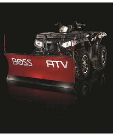 Hydraulisk snöplog ATV Boss