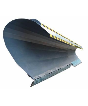 Diagonalplog konisk U 3,1- 4,2 m