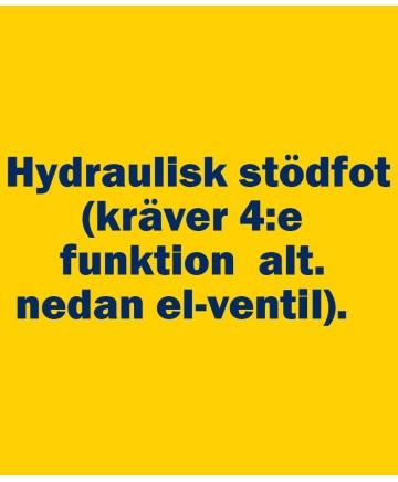 Hydraulisk stödfot