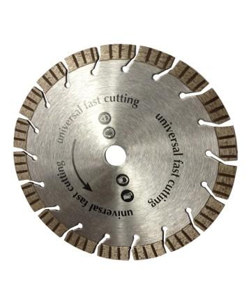 Diamantklinga 230 mm för betong