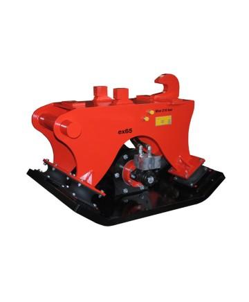 Markvibrator ex65 för grävmaskiner 20-30 ton