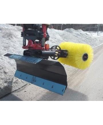 Schakt / Snöblad för grävarm
