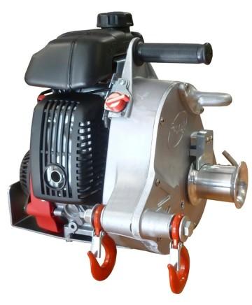 Vinsch, Modell PCW 5000 High Speed, bensinmotordriven