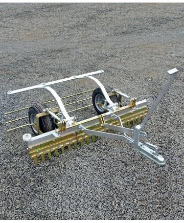 Gårdsräfsa för ATV