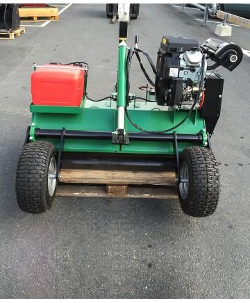Bernards Slagklippare för ATV med Loncin 22hk V-twin motor