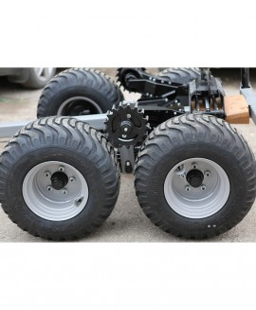 4-hjuls drift (vagn 3000)