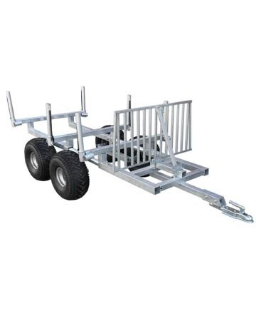 Timmervagn 3 utföranden, (modell NY)