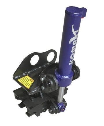 Tiltmellandel S30 - Mekanisk låsning
