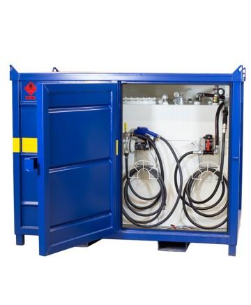Tankstation, Diesel & AdBlue 2000 Liter