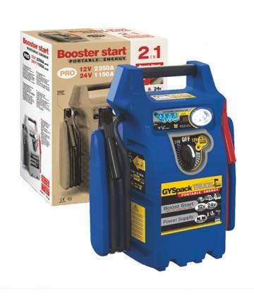 Batteristarter Truck 12/24 V