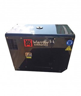WARRIOR ELVERK, 12500 WATT