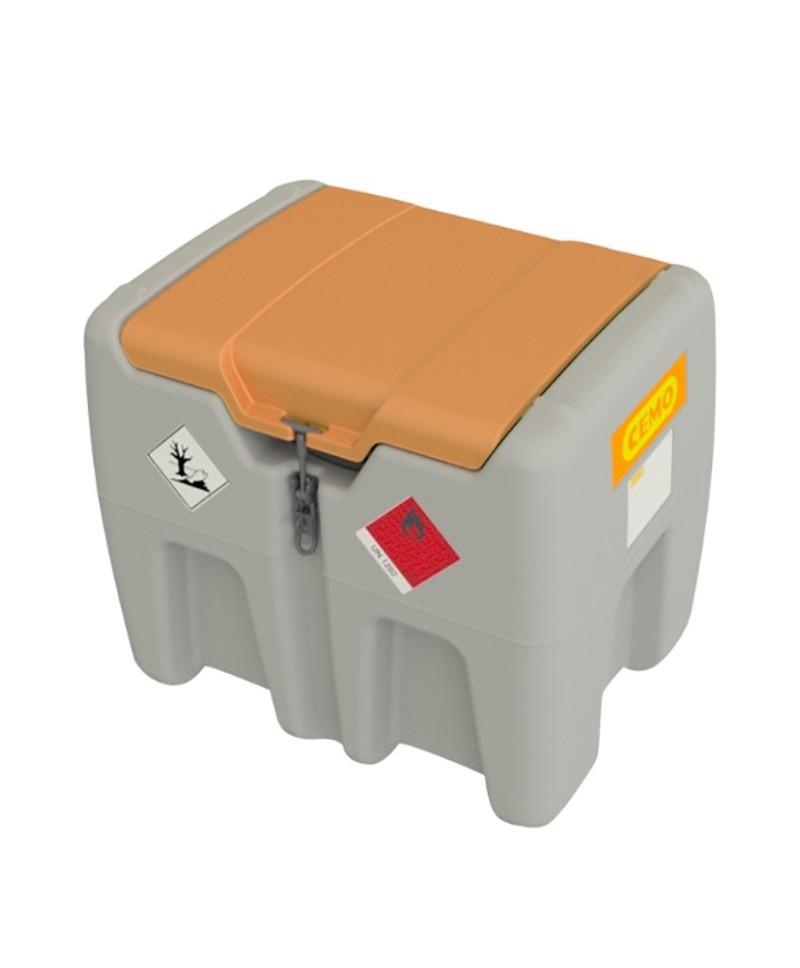Tank 210 l och 12 V pump 30l/min