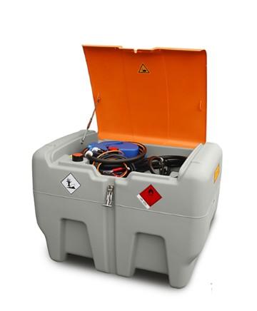 Kombitank Diesel/AdBlue 440/50 liter ger 30l/min