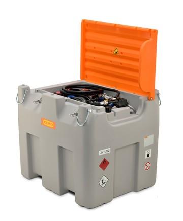 Kombitank Diesel/AdBlue 850/100 liter ger 85l/min