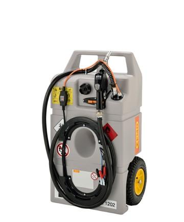 Mobil dieselutrustning 100 liter och 12V pump
