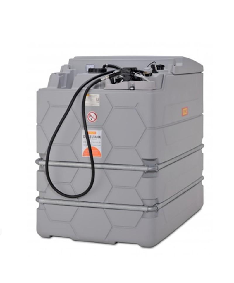 Dieseltank stationär 1500 liter inomhus