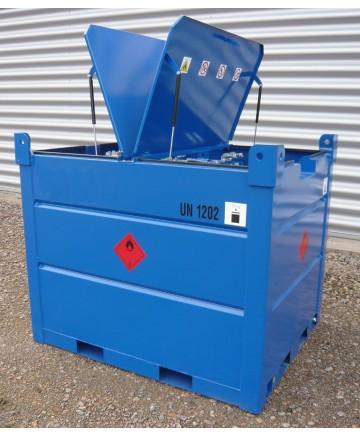 Staplingsbar IBC 950 liter