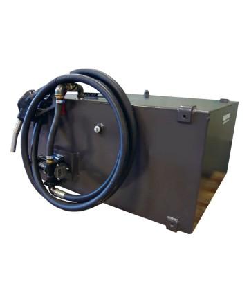 ADR / IBC-behållare 250 liter (liggande)