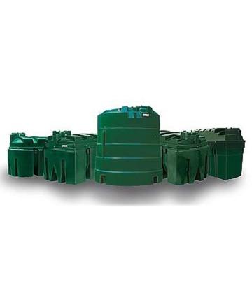 Dubbelväggiga BT-tank för eldningsolja