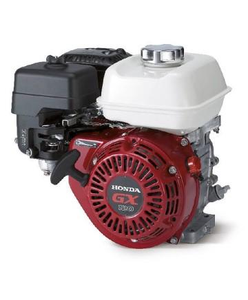 Honda Bensinmotor GX120 med oljevakt, 19,05 mm axel