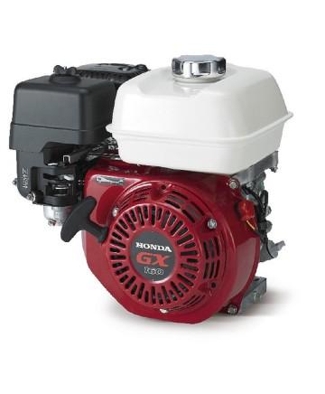 Honda Bensinmotor GX160, med oljevakt och reduceringsväxel 1/6