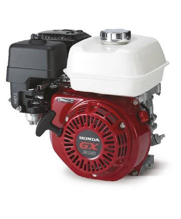 Honda Bensinmotor GX200 med oljevakt och 12V elstart, axel 19,05 mm
