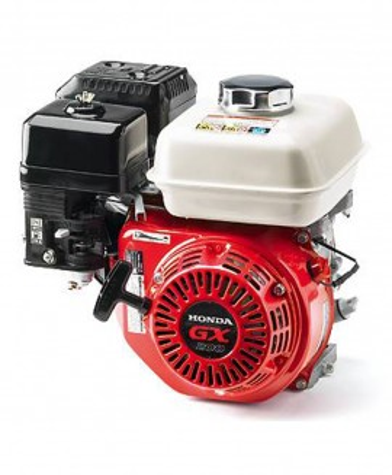 Honda Bensinmotor GX200, 6,5 hk, 19,05 mm axel