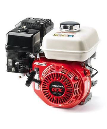 Honda Bensinmotor GX200med oljevakt, 20mm axel