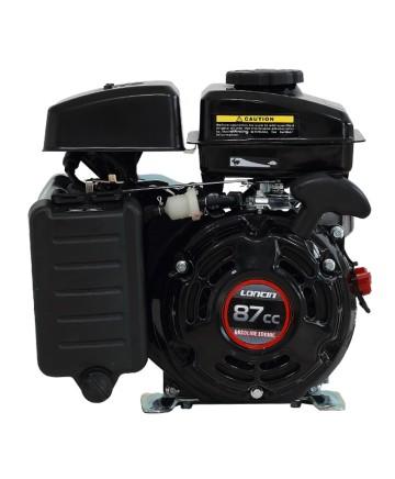 Loncin bensinmotor 3,0 hk med 16 mm axel