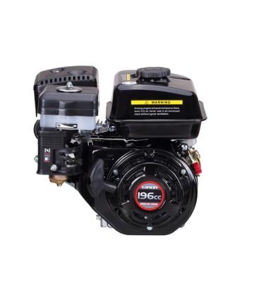 Loncin bensinmotor 6,5 hk 19,05 mm axel, elstart