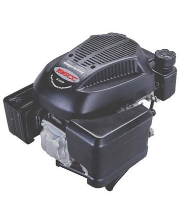 Loncin Bensinmotor 6,5 hk med elstart. Vertikal axel 22,2 x 62 mm