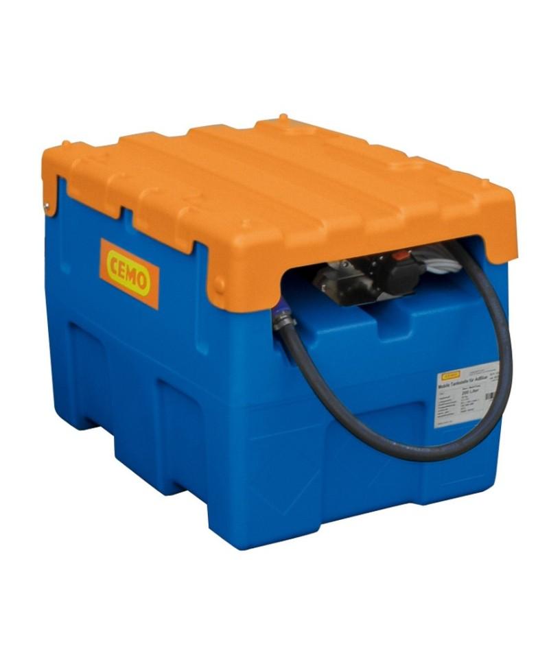 Adblue tank 200 liter med 12V elpump