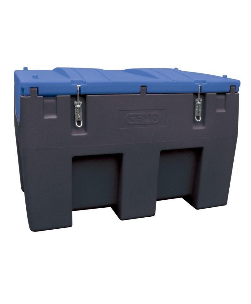 Adblue tank 430 liter med 12 V elpump (möjlighet till låsbart lock)