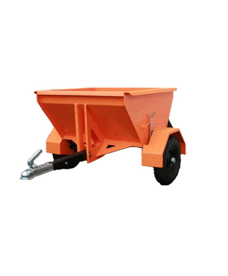 M80 - Bogserad Sand-/Saltspridare