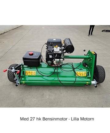Slagklippare Bernards för ATV med bensinmotor