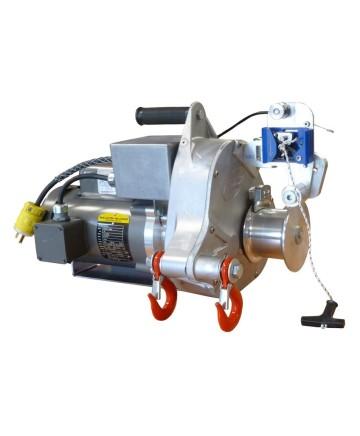 Elektrisk Vinsch Modell H 1800, 50 Hz